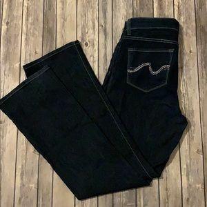 NYDJ Sparkle Pocket Jeans